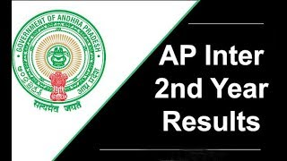 Andhra Pradesh Inter 1St 2nd Year Results 2018 Released Today   Ap Inter Results 2018  ఇంటర్ ఫలితాల