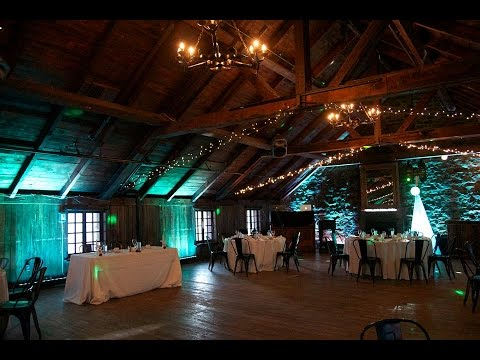 Sam Susan S Wedding Reception At Fritz Farm In Baie D Urfe
