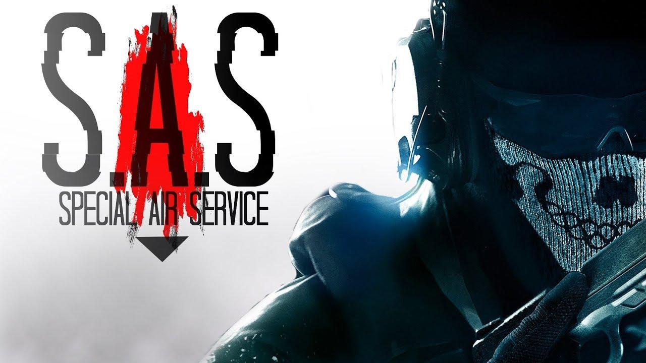THE SAS | Special Air Service -