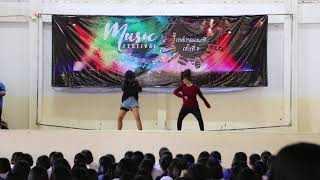 Cover dance STSS #7 ทีม Eclare