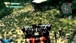 Lost Planet 2 PC Gameplay Boss Fight  1080p Maxed Out Settings Dx9 720p