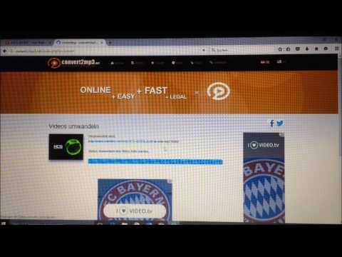 Videos & Musik downloaden PC/Mac