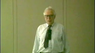 Joachim Heintze - 43 Jahre Physik der Elementarteilchen