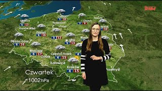 Prognoza pogody 07.03.2019