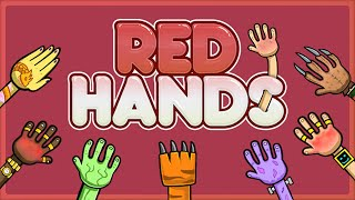 Who has the reflexes of a cheetah to become the SLAP king? Who will be left with nothing but red hands?