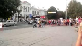 Байкер шоу в Симферополе
