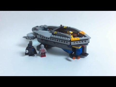 LEGO Live Construction : Guardians Of the Galaxy's The Milano Spaceship Rescue (2/3) [Français]