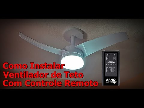 Installing Ceiling Fan - Do It Yourself - FVM