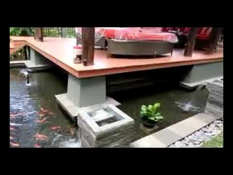 skema filter kolam ikan koi - tentang kolam kandang ternak