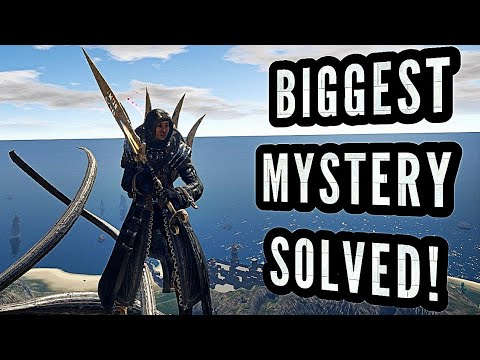 OUTWARD - Biggest Secret In The Game (Compass Puzzle Solved - Mini Guide)