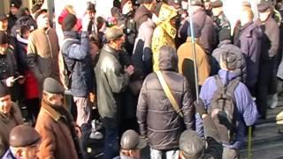 1.11.2016. Інвалідів-чорнобильців  влада довела до штурму ВР