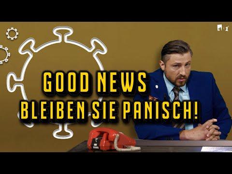 Neue-Normalitäts-News | Lufthansarettung | Grenell | Coronastrafen | 451 Grad