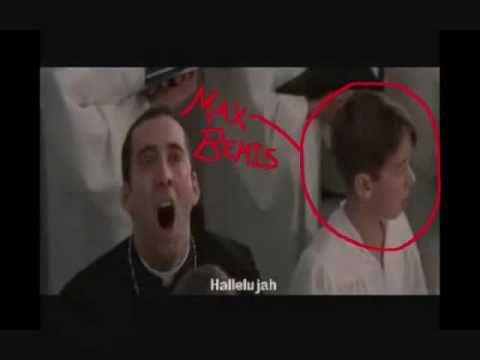 Nicolas Cage Face Off No Face Max Bemis in Face Off ...