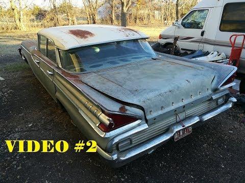 Will It Run? 1959 Mercury Monterey: Asleep For A Decade Video 2