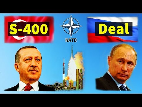 Turkey-Russia S-400 Missile Deal | Russian Weaponry Coming to 2nd Big NATO Military