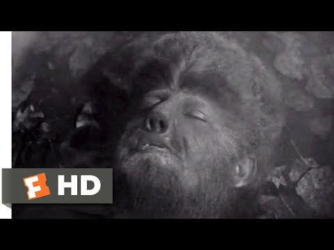 The Wolf Man (1941) - Your Suffering Has Ended Scene (10/10) | Movieclips Mp3