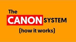 The Canon Roulette System (brilliant!)