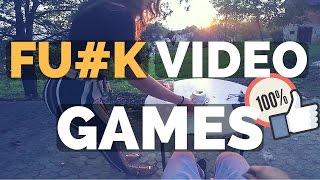 FU#K video games - POV - [Free running & Parkour]