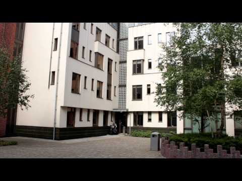 Trinity College- Trinity Hall Student Accommodation Video