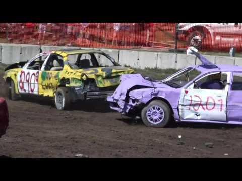 Forest Fair Demolition Derby 2016 | 6 Cylinder
