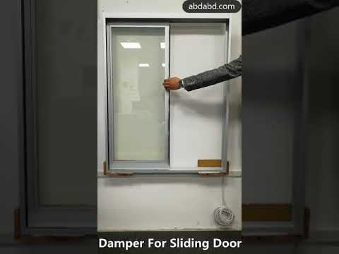 ABD Rotary Damper For Sliding Door Self-Closing Daming