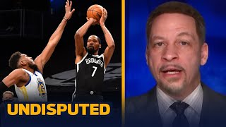 Kevin Durant looked great in Nets' win, he'll make a run for MVP — Broussard | NBA | UNDISPUTED