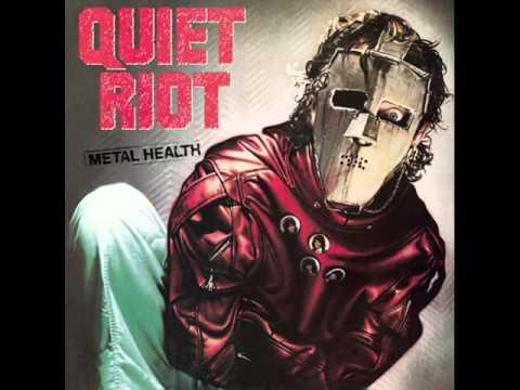 Quiet Riot - Slick Black Cadillac (with lyrics on description)