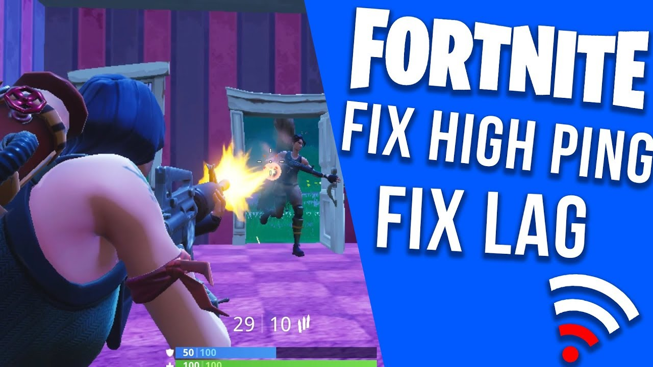 Why Does My Ping Spike In Fortnite Ps4 | Fortnite Aimbot On