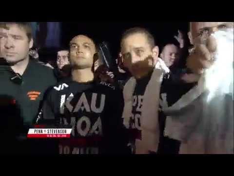 UFC Phoenix Conteo Regresivo: Yair Rodriguez vs BJ Penn