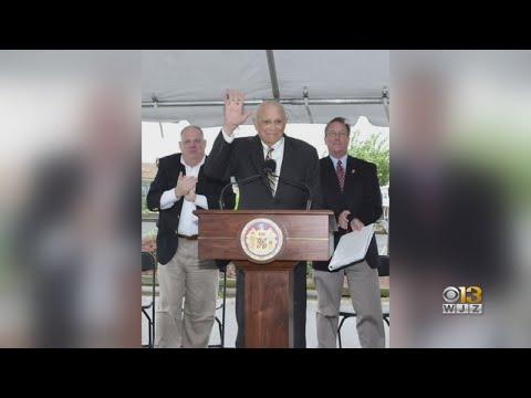 Former Maryland House Speaker R. Clayton Mitchell Dies At 83