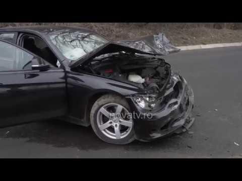 Accident cu 3 raniti la iesirea din Medias spre Sibiu | novatv.ro
