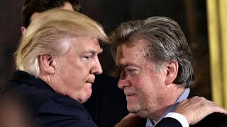 Steve Bannon out as President Trump's chief strategist