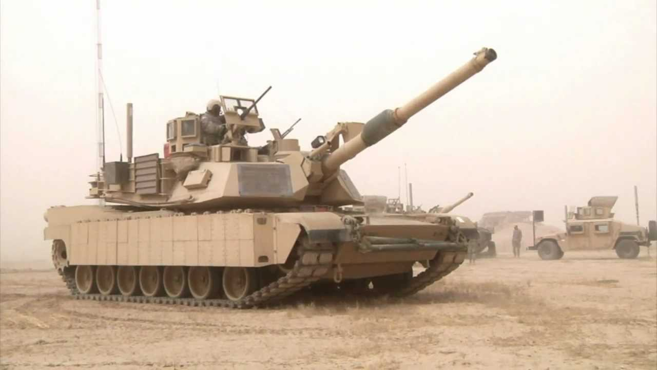 how to become a tank commander in the us army