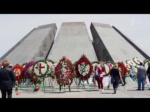 США признали геноцид армян в Османской империи в 106-ю годовщину начала трагических событий.