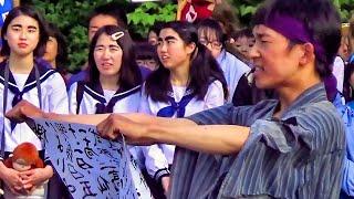 Licei Giapponesi in GUERRA 3- Vivi Giappone