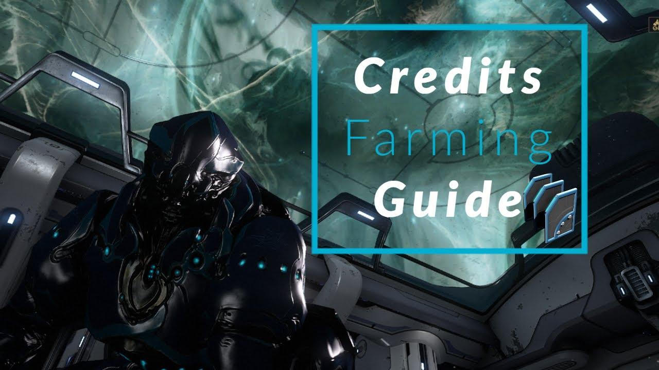 Warframe - Credits Farming Guide - YouTube