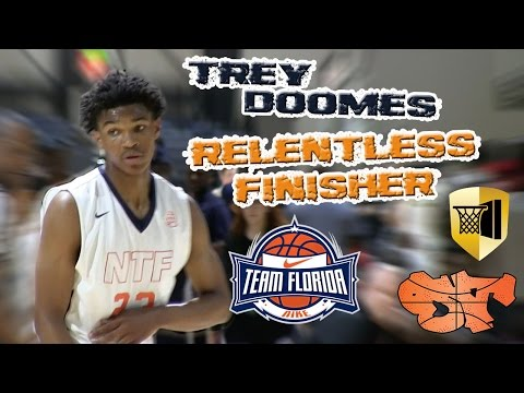 Trey Doomes '18 is a Relentless Finisher | NIKE EYBL Session 3 (Atlanta)