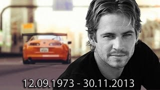 Paul Walker You are the Champion - Farewell