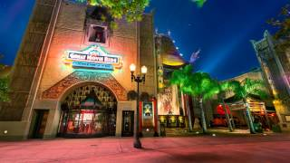 The Great Movie Ride Exterior Music Loop