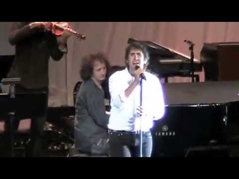 Josh Groban Brave - Sydney Concert 24.4.13