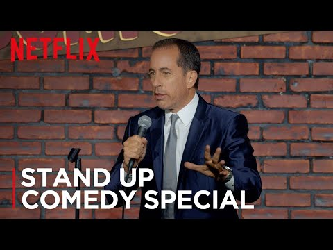 Jerry Before Seinfeld | Official Trailer [HD] | Netflix