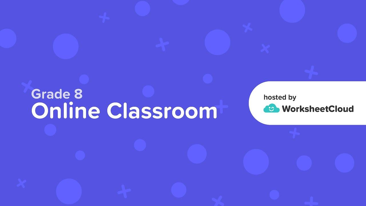 Grade 8 - English - Creative Writing / WorksheetCloud Video Lesson - YouTube [ 720 x 1280 Pixel ]