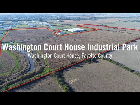 Washington Court House Industrial Park - Available Ohio Site