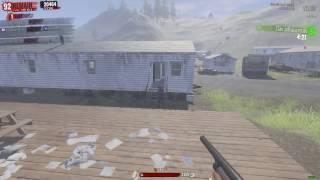 Shotgun Jump Shot | H1Z1 Kotk