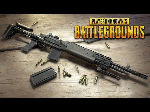 Pubg Wallpaper Guns New Pubg Update New Mk14 Ebr Sniper Rifle Weapon