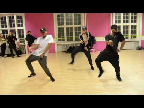 Chris Brown ft Usher & Gucci Mane - Party Choreography | Israel Donowa #PARTYCHALLENGE