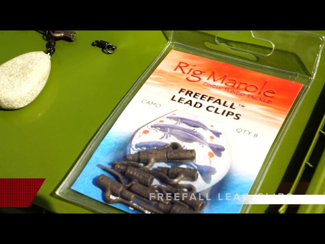 Rig Marole - Free Fall Leadclips - Carp fishing