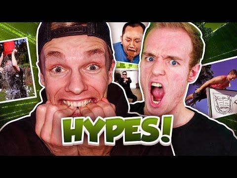 DE BEKENDSTE HYPES! - Minecraft Survival #143