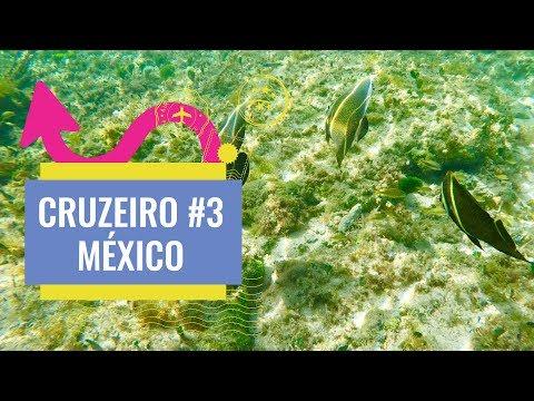 Nossas férias no Cruzeiro - Parada #3 - Cozumel - México