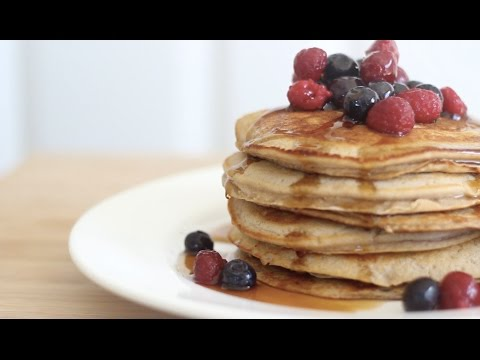 2 Ingredient Pancakes Recipe